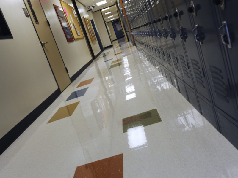 Commerical Flooring - Education