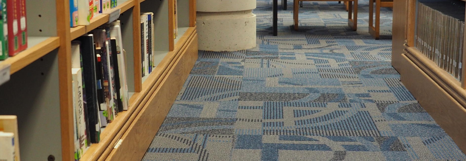 Example Of Mannington Carpet Tile In School